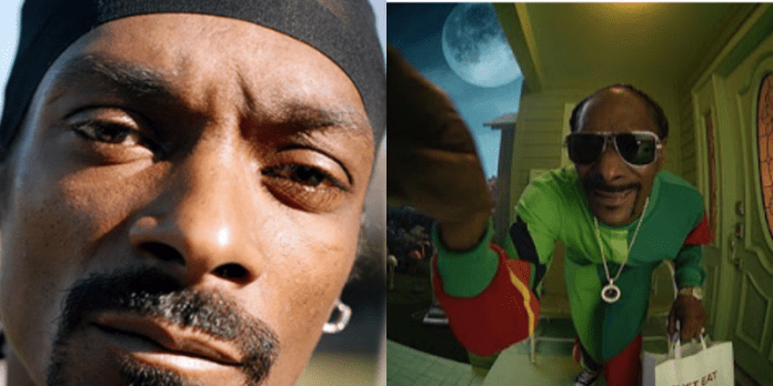 Snoop Dogg makes £5.3m in 60 seconds