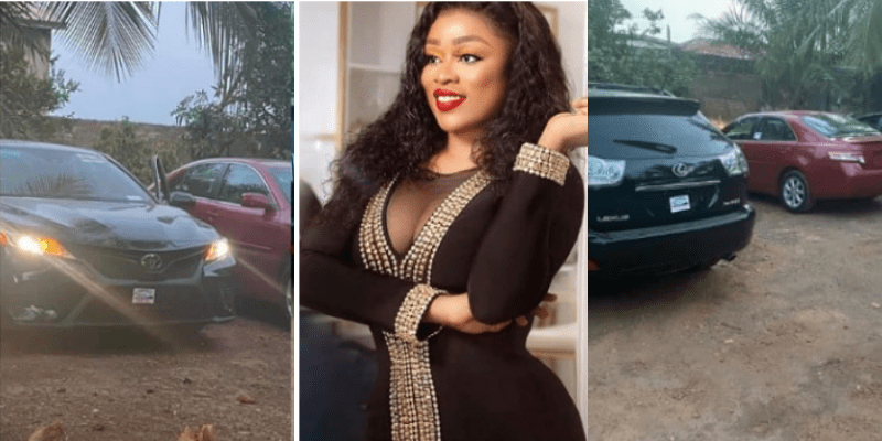 Aphrodisiacs seller buys 3 cars worth millions in a day, weeks after buying mansion in Lekki