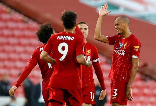 Liverpool edge closer to title with victory at Anfield