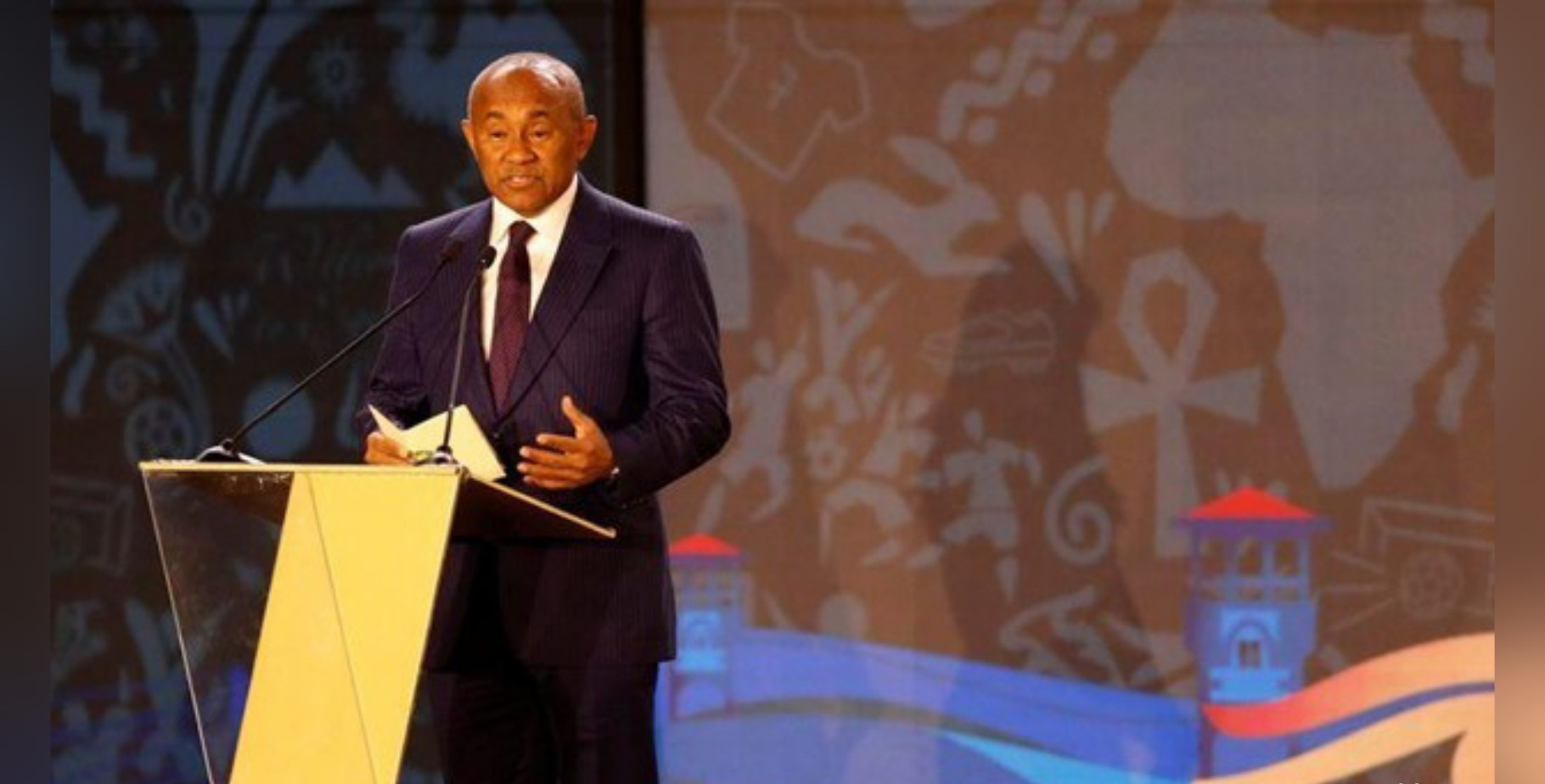 CAF Postpones AFCON 2021 To 2022