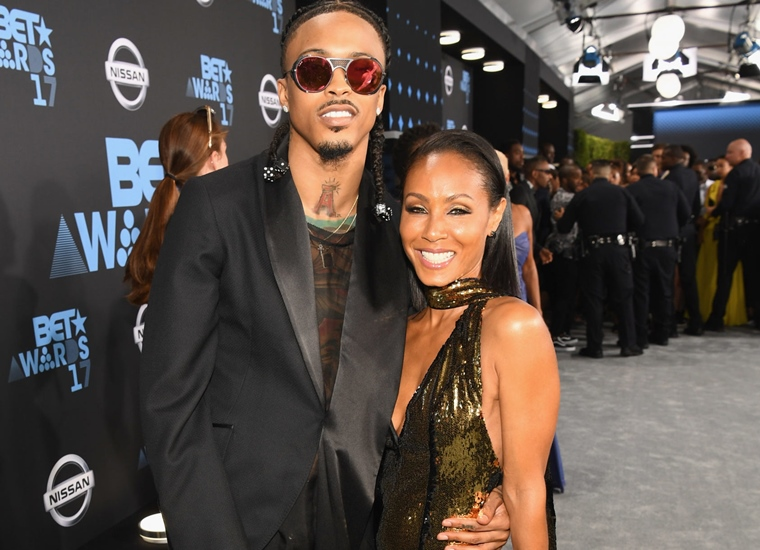 "August Alsina Stands By His ""Truth"" After Jada Pinkett Smith Denies Their Love Affair"