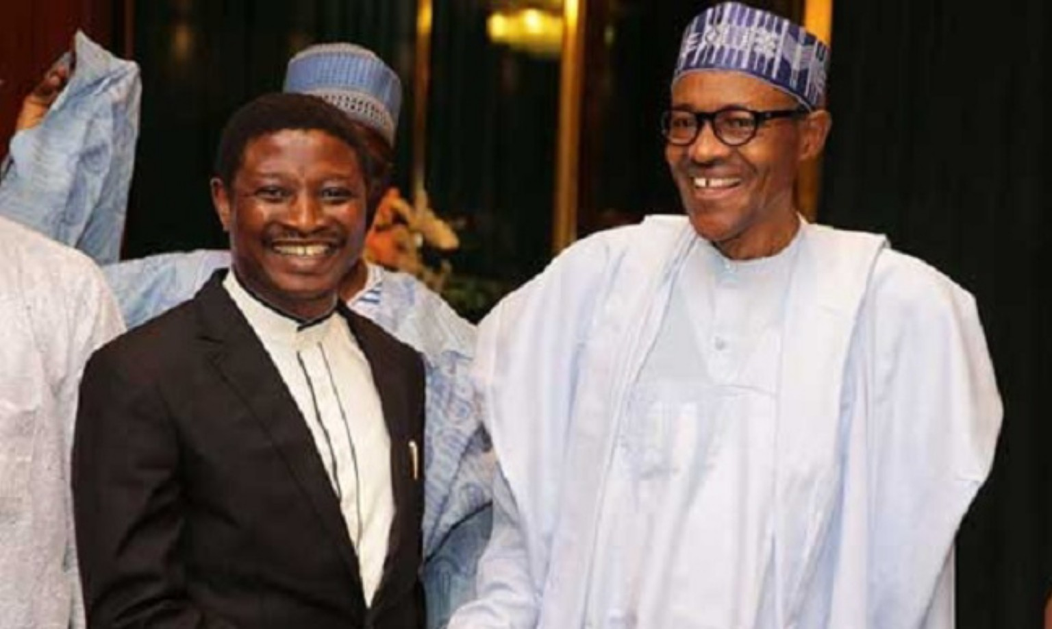 Buhari appoints executive secretary for Christian Pilgrims Commission