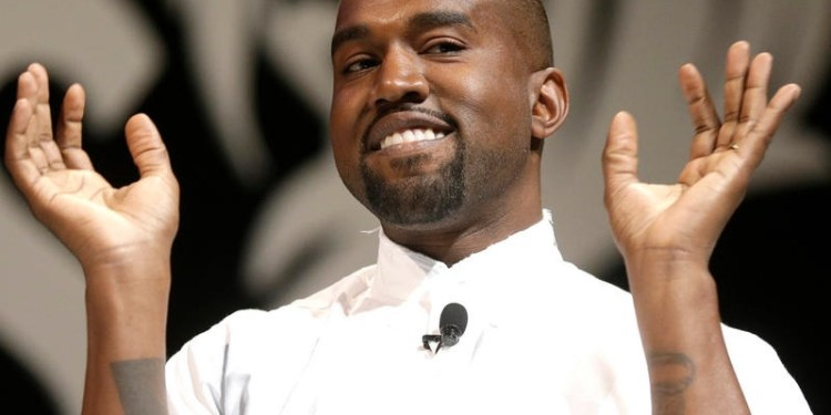Kanye West officially announces he's running for president