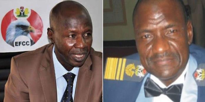 EFCC picks Mohammed Umar to replace Magu
