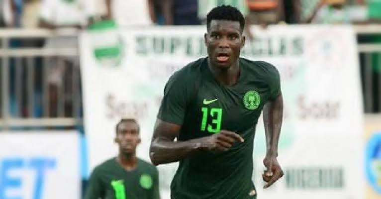 Nigerian striker Onuachu contracts COVID-19