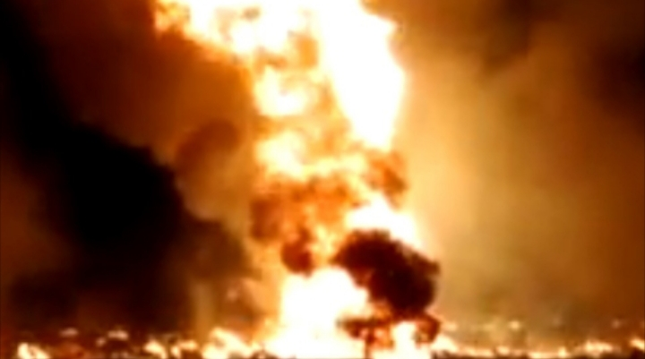 Seven oil workers killed in an expolosion at the Benin River Basin