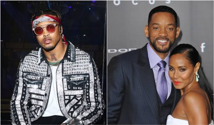 Will Smiths wife, Jada Pinkett admits she had an affair with singer, August