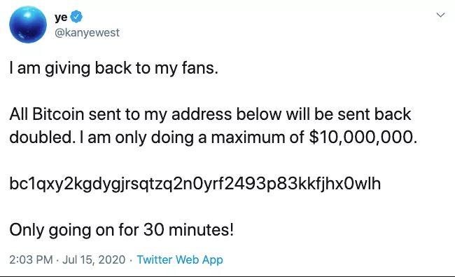 Elon Musk Twitter accounts hacked