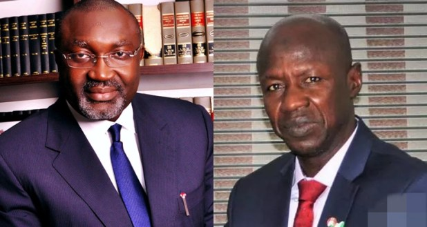 Magu ordered my detention after I demanded N763m legal fee – SAN ...