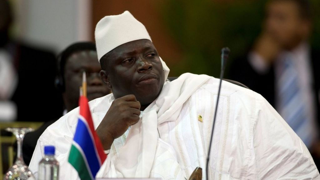 COVID-19: Gambian president declares state of emergency