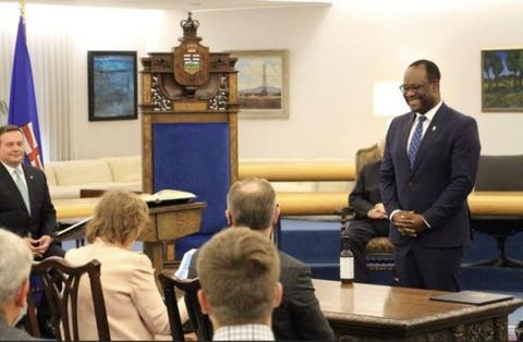Nigerian man, Kelechi Madu appointed Minister of Justice in Canada