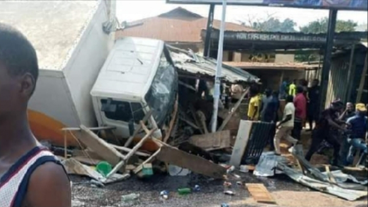 Tragedy as four people die in Ondo auto-crash