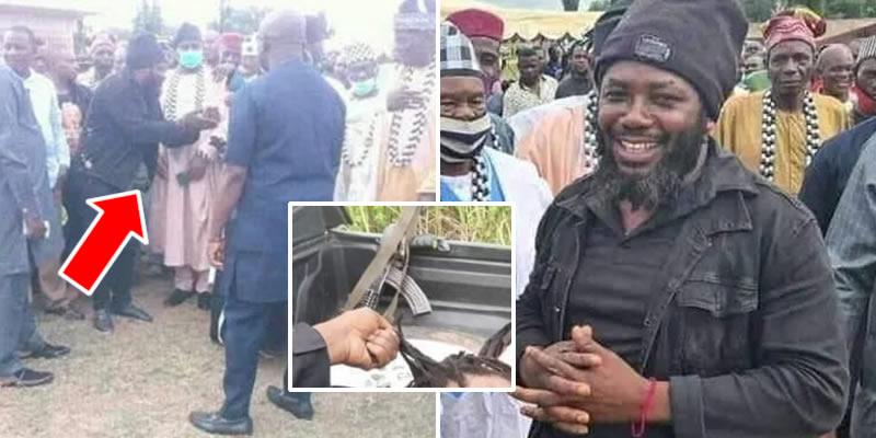 PHOTO: Military kills wanted Benue gang leader Terwase Agwaza alias Gana, after repenting for amnesty