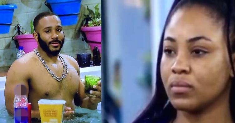 "BBNaija: ""If I Had Won N85m, Erica Wouldn't Receive A Dime"" – Kiddwaya"