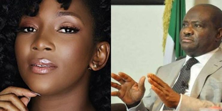 Actress Genevieve Nnaji blasts Governor Wike