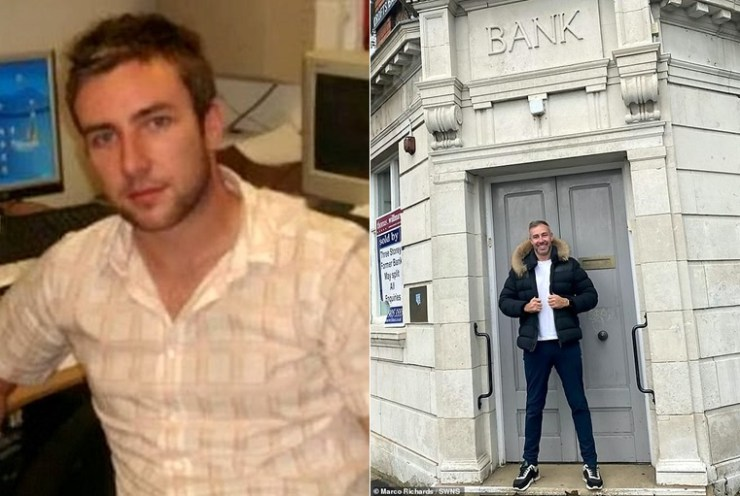 Man buys 'bank' where he was refused a start-up loan 18 years ago
