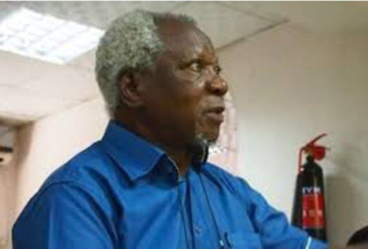 Renowned playwright, Prof John Pepper Clark is dead