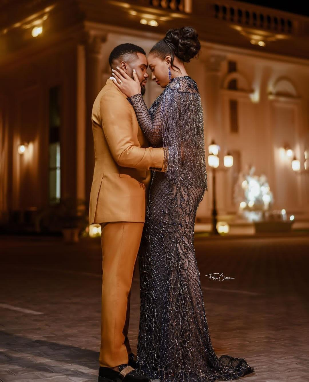 Williams Uchemba Weds fiancée This Weekend, See Pre-Wedding Photos