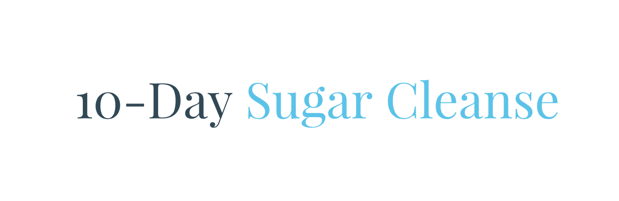 10-Day Sugar Cleanse