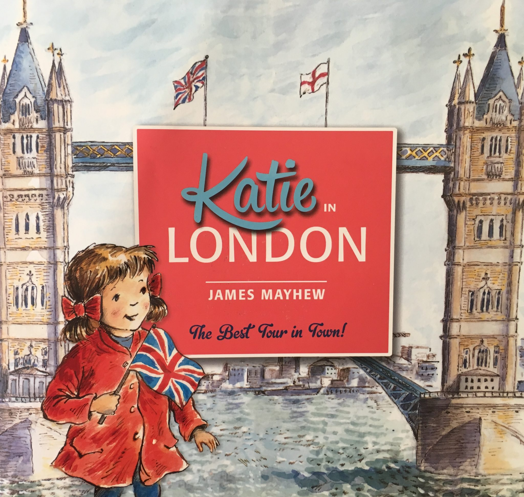 Katie In London