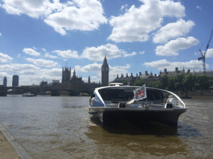 Boat to Greenwich