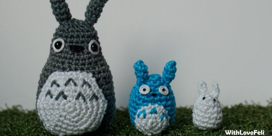 Cute and Fun Keychain Crochet Patterns Free | 450x900