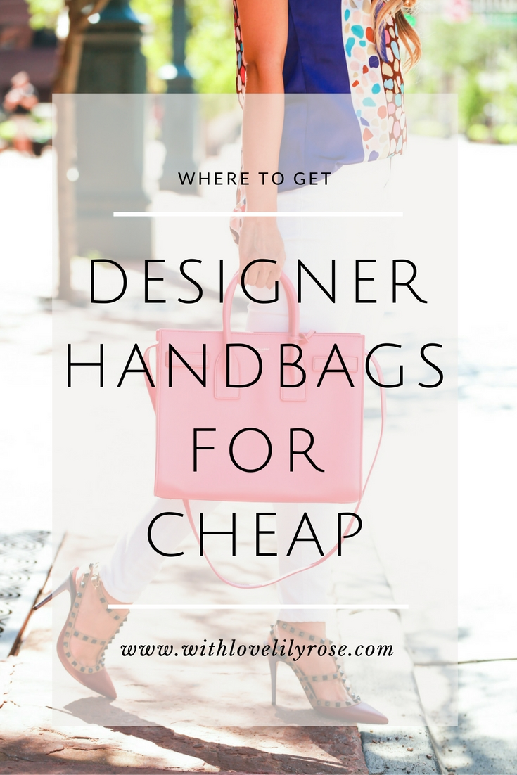 Where to get designer bag