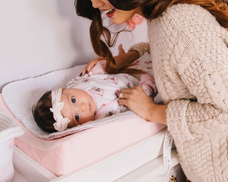 Going back work after baby tips products ForBetterBeginnings
