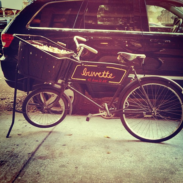 How old is Buvette?