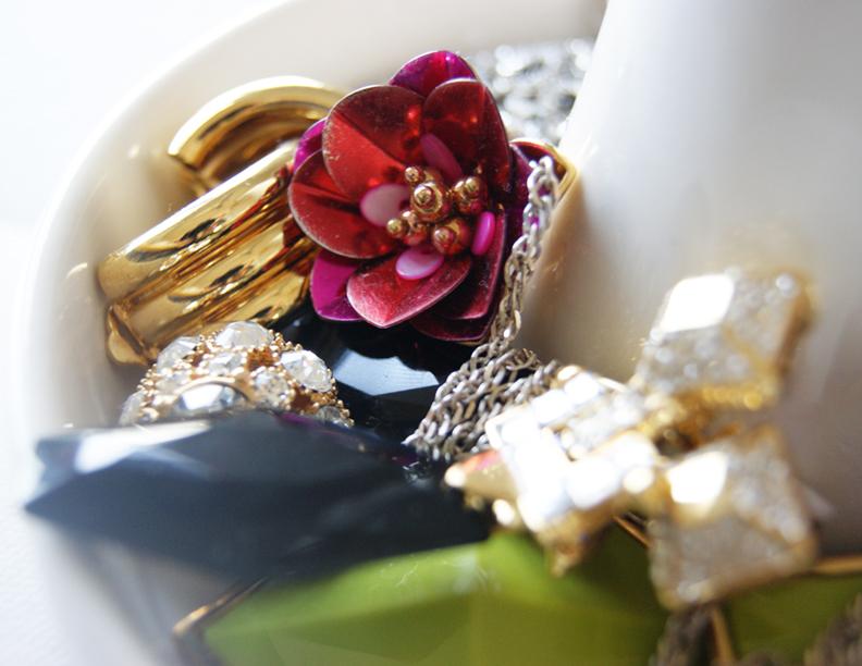Accessories organizer. My Accessories needed a Hand