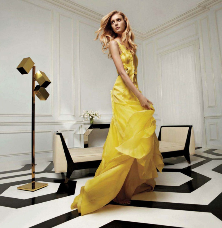 sigrid agren yellow