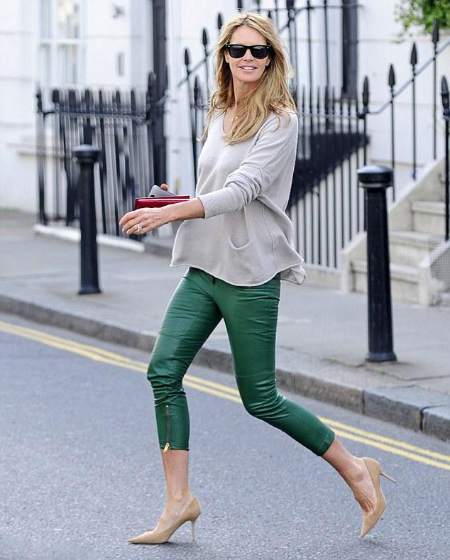 Elle Mcpherson Street Style
