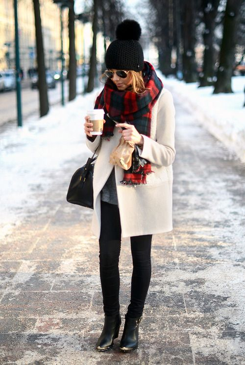 street style cold weather