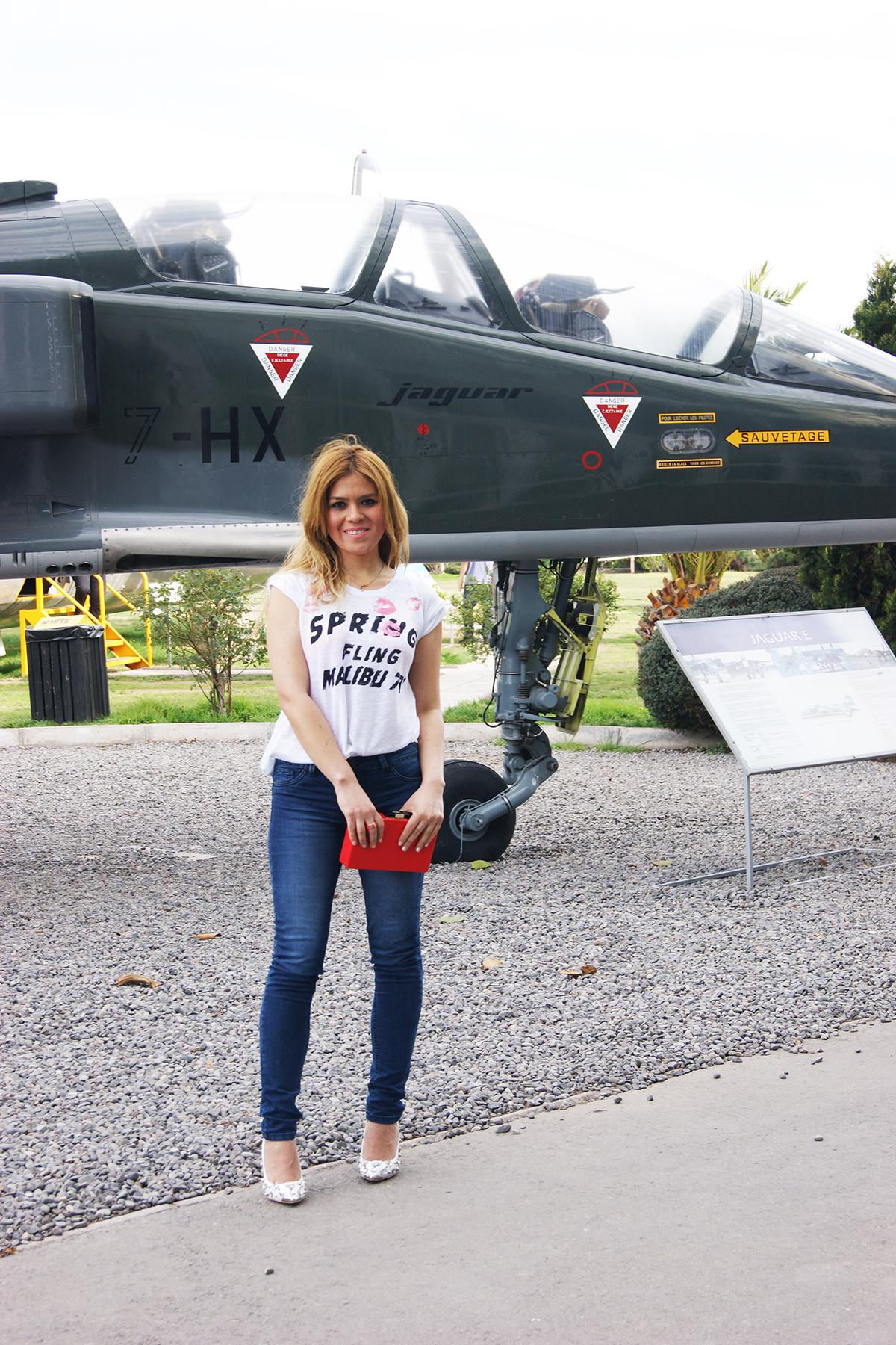 Spring flying Malibu  Aeronautics Museum