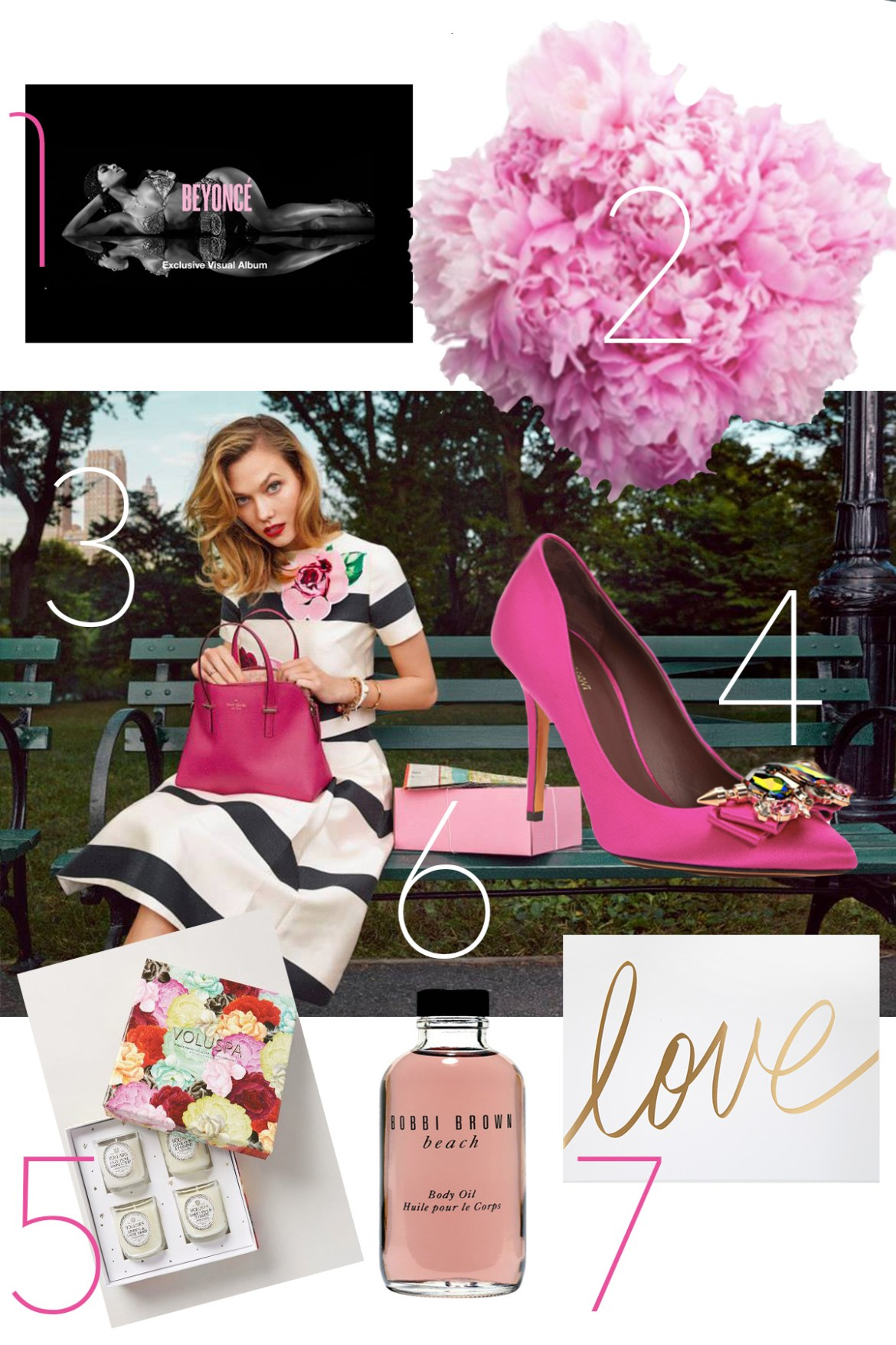 Valentine's Day gift guide and inspiration