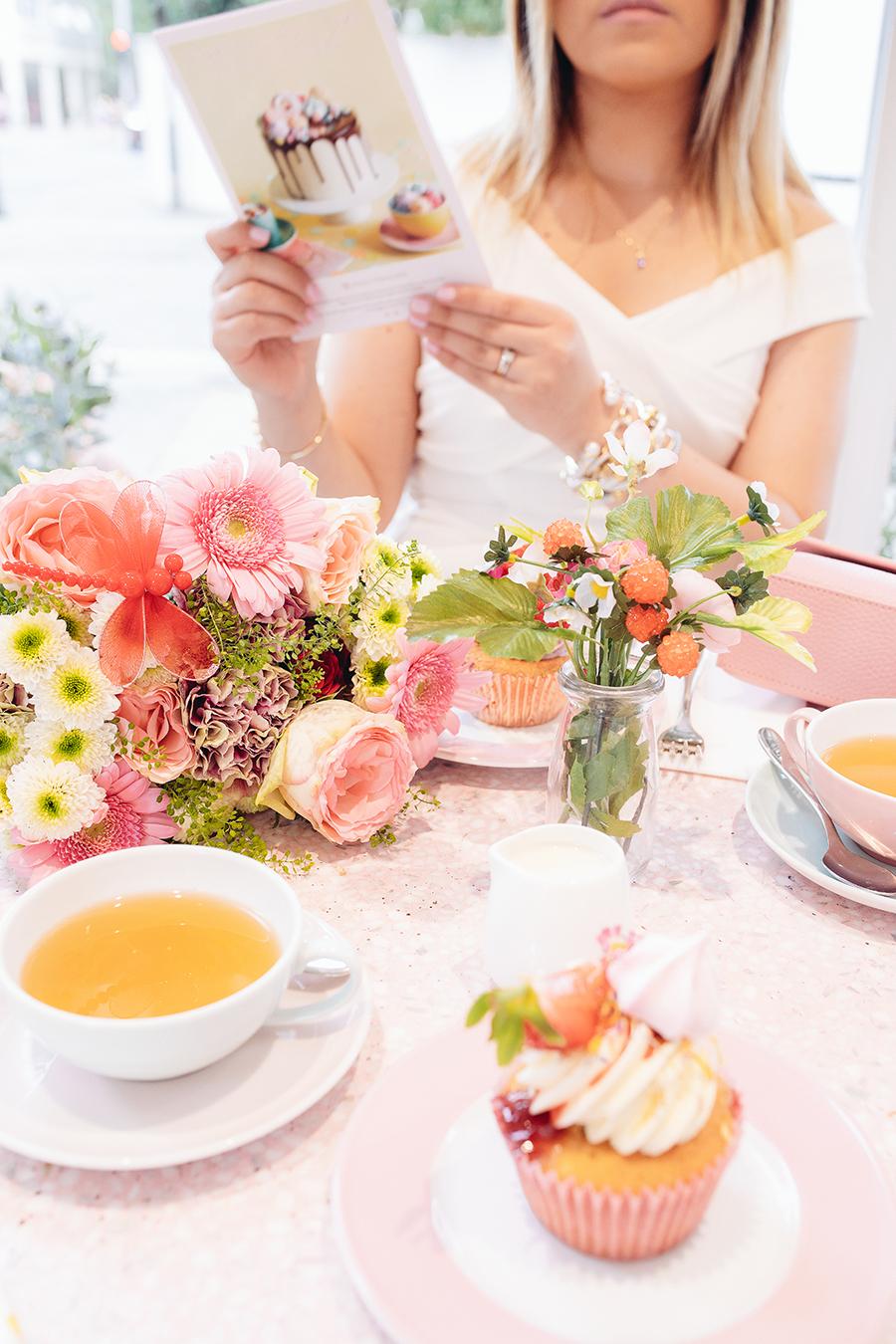 Beauitful afternoo tea