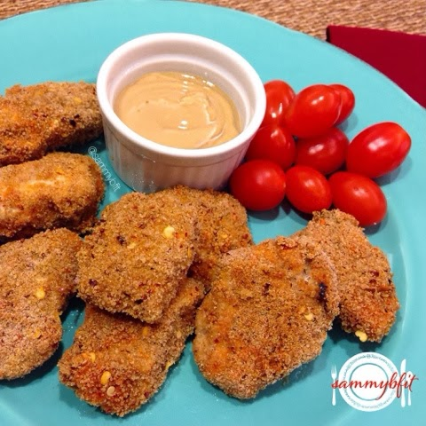 Spicy Chicken Nuggets