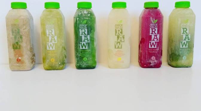 Juice From The Raw Cleanse Review!