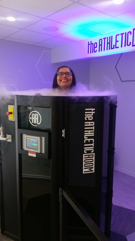 Cryotherapy The Athletic Room