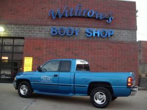 Withrow's Body Shop Custom Ram
