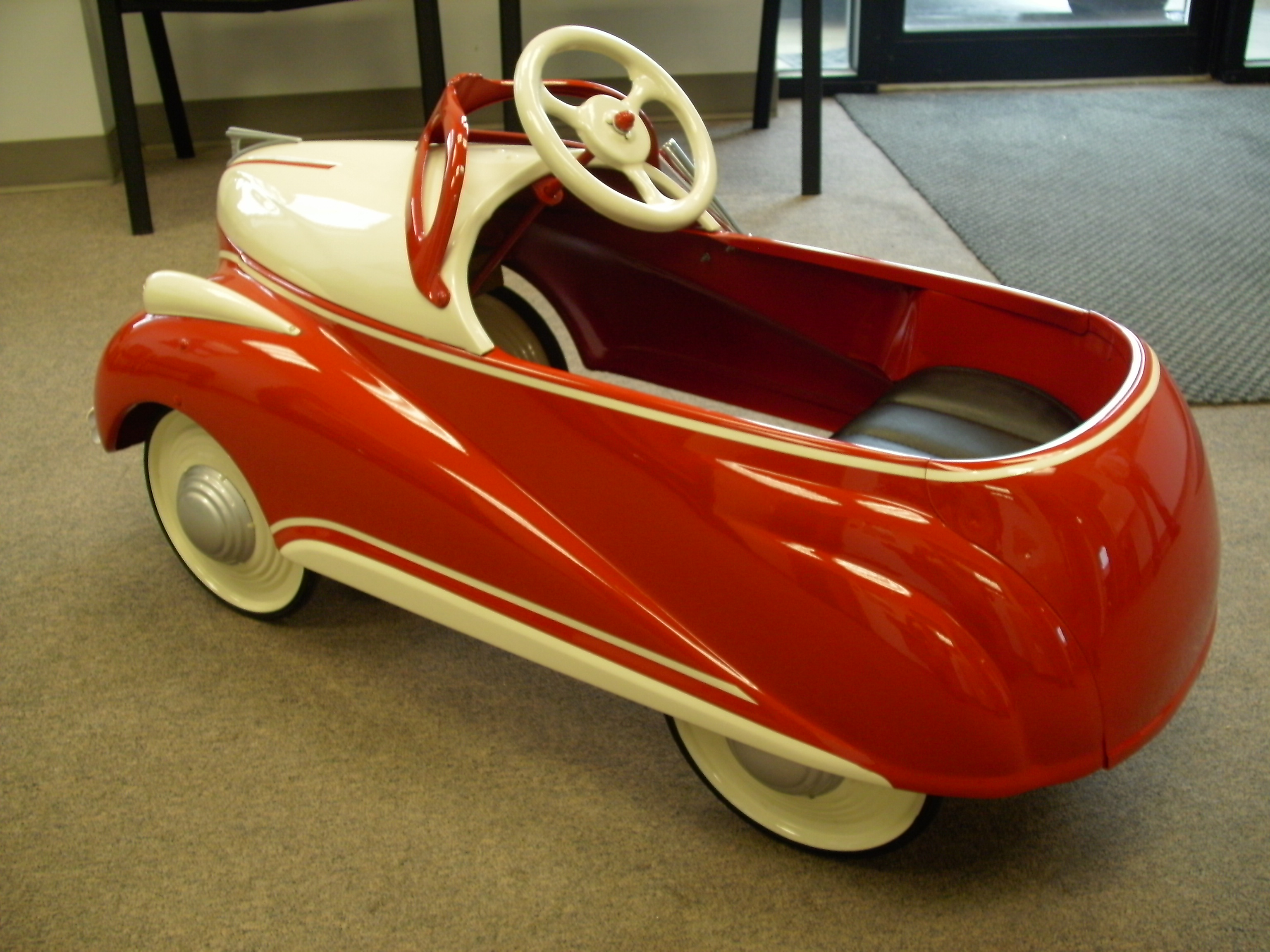 Pedal Cars Withrow S Body Shop