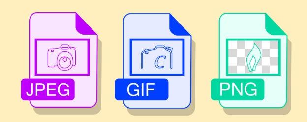 أهم 3 أنواع لصيغ الصور وأيهم مناسب لك
