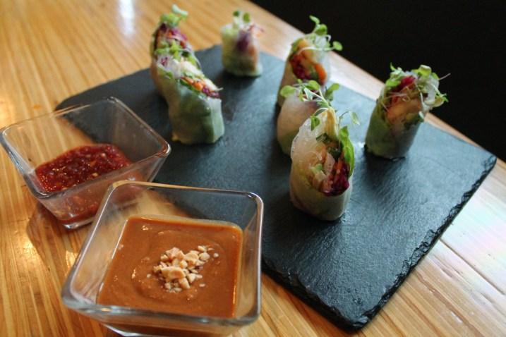 Jenna's Asian Kitchen popular Summer Rolls