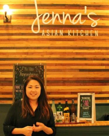 Jenna of Jenna's Asian Kitchen