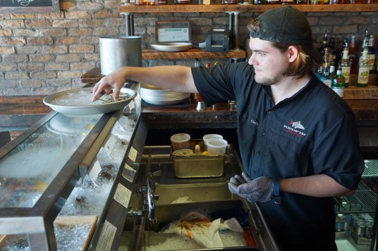 Redfin Seafood Kitchen 8