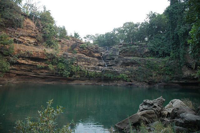 Panna national park key attraction