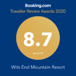 Booking.com Award 8.7 out of 10