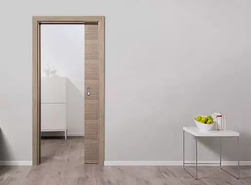 Porte scorrevoli interno o esterno muro