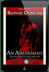 The Vampire's Concubine - An Amusement by Sophie Duncan