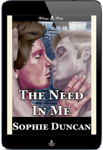 The Need in Me by Sophie Duncan